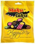 Makulaku Lakritzmischung mit Fruchtfüllung Happy Mix 200 g