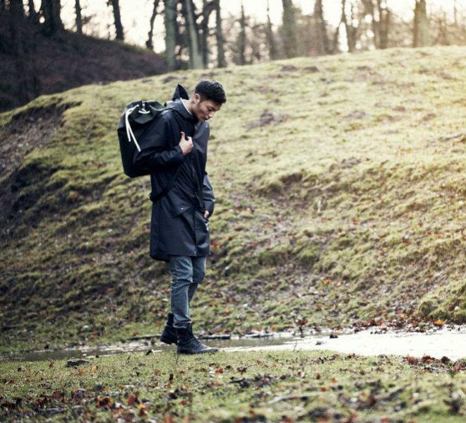 Die Kollektion – Regenjacke und mehr
