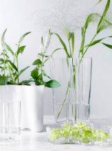 Iittala Aalto Finlandia Vase Höhe 25,1 cm