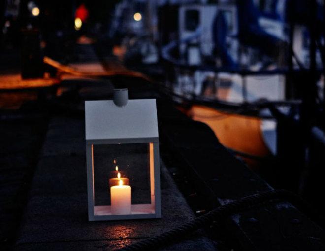 Normann Copenhagen Light House Windlicht
