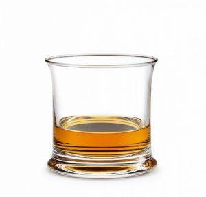 Holmegaard No. 5 Whisky 33 cl