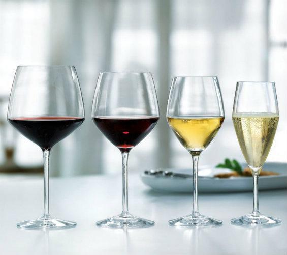 Holmegaard Perfection Weißwein 32 cl 6 Stück