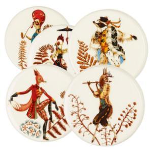 Iittala Tanssi Wandteller Durchmesser 12 cm