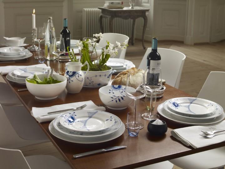 Skandinavische tafel scandinavian lifestyle magazin