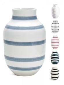 Kähler Design Omaggio Vase Höhe 30,5 cm