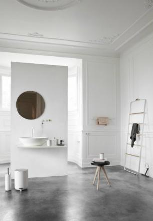 Skandinavische Badezimmer erfüllen die Badtrends 2016 ...