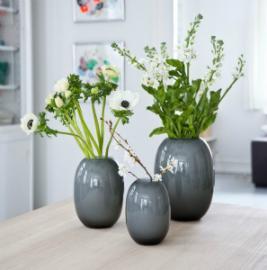 Piet Hein Super Vase grau Höhe 30 cm