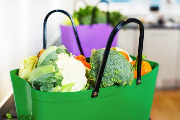 Hinza Einkaufstasche Öko-Kunststoff