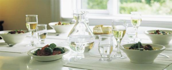 Holmegaard Ideelle Weisswein Glas 19 cl