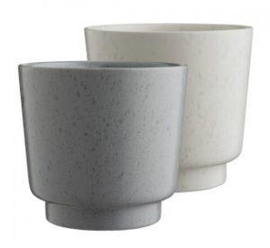Kaehler Design Ombria Blumenuebertopf Hoehe 17 cm