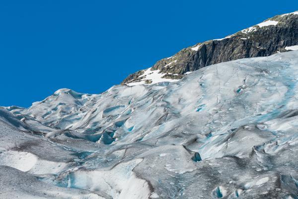 Gletscher im Jostedalsbreen Nationalpark