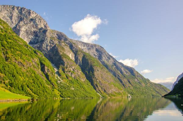UNESCO-Welterbe Nærøyfjord