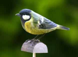 Wildlife Garden DecoBird Kohlmeise