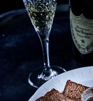 Frederik Bagger Crispy Crystal Champagner 23 cl 2 Stueck