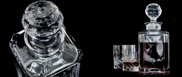 Frederik Bagger Crispy Crystal Karaffe 0,7 Liter