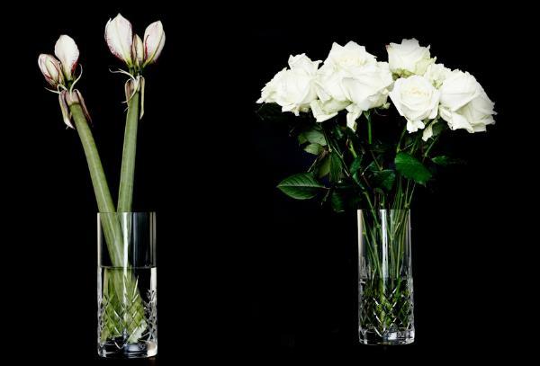 Frederik Bagger Crispy Crystal Love Vase