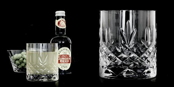 Frederik Bagger Crispy Crystal Whisky 35 cl 2 Stueck