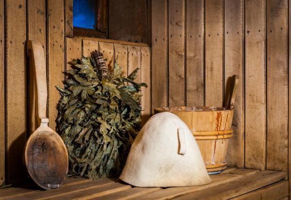 Die finnische Sauna - auch abseits des Mittsommers eine wahre Tradition