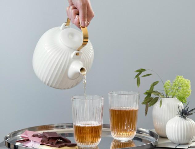 Kähler Design Hammershøi Teekanne