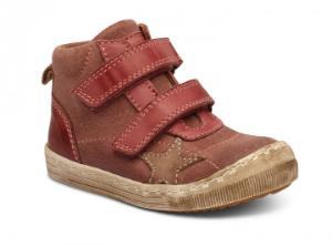 Bisgaard Sneaker Star mit Klettverschluss rose