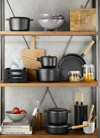 Eva Solo Nordic Kitchen Stielkasserole 1,5 Liter