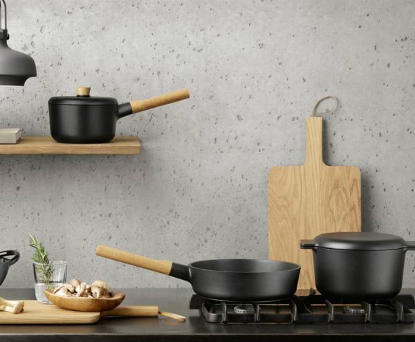 Eva Solo Nordic Kitchen Topf 4,5 Liter
