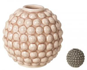Broste Copenhagen Vase Dotty Höhe 14 cm