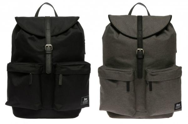 Enter Accessories Hiker Stoff-Rucksack