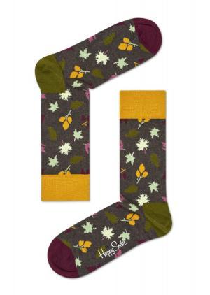 Happy Socks Erwachsene Fall braun Struempfe