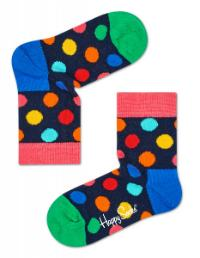 Happy Socks Kinder Big Dot Struempfe