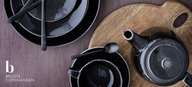 broste copenhagen geschirr und accessoires scandinavian lifestyle magazin. Black Bedroom Furniture Sets. Home Design Ideas