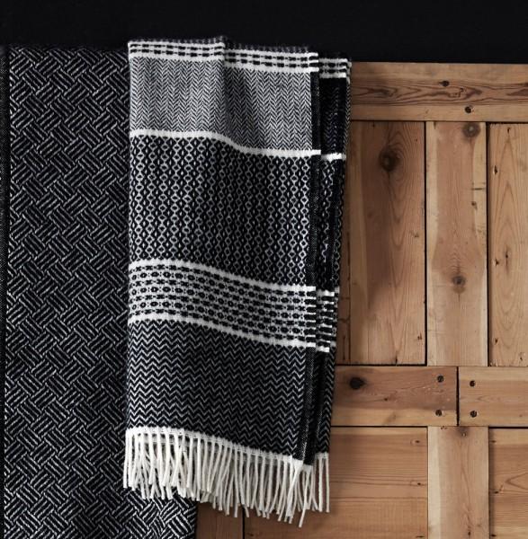 Wolldecke Quilt von Klippan Oeko-Tex 130x200 cm