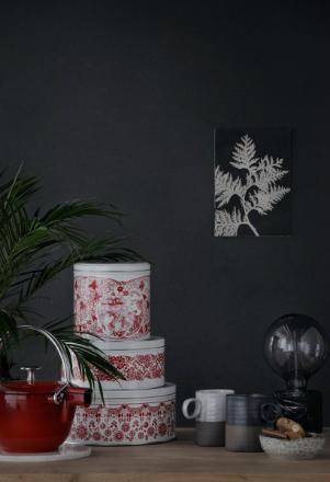 Bjorn Wiinblad Weihnachtsdose 24 cm