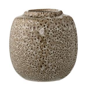 Bloomingville Vase Keramik Hoehe 14,5 cm