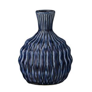 Bloomingville Vase Keramik Hoehe 20 cm