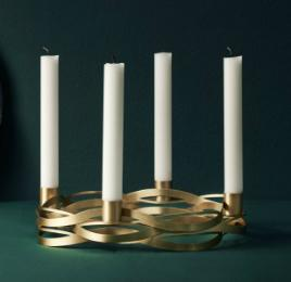 Stelton Tangle Kerzenstaender Advent