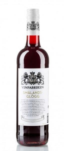 Vinfabriken Smalandsgloegg 0,75 Liter 11 Prozent Alkohol