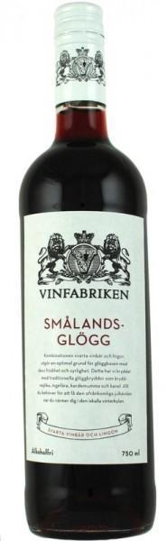 Vinfabriken Smalandsgloegg 0,75 Liter alkoholfrei