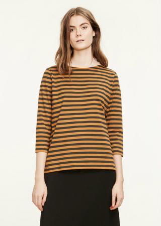 Marimekko Tasaraita Ilma T-Shirt schwarz andorra limitiert