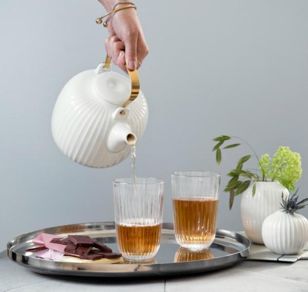 Kaehler Design Hammershoi Teekanne 1,2 Liter