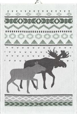 Ekelund-Schweden-Elche-Geschirrtuch-Oeko-Tex