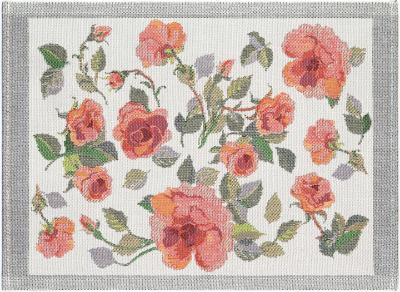 Ekelund-Sommer-Rose-Tischset-Oeko-Tex