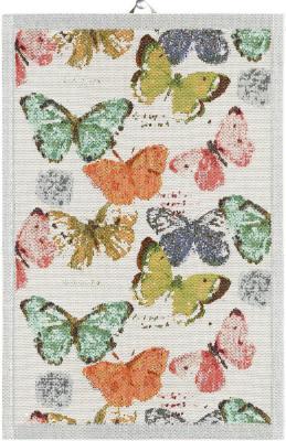 Ekelund-Sommer-Schmetterlinge-Geschirrtuch-Oeko-Tex