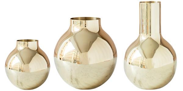 Skultuna-Boule-Vase