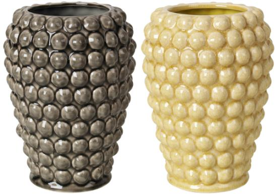 Broste-Copenhagen-Dotty-Vase-Hoehe-20-cm