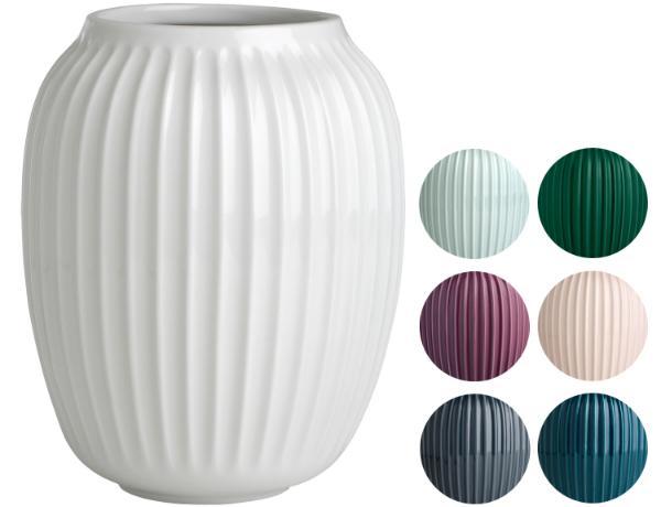 Kaehler-Design-Hammershoei-Vase-Hoehe-20-cm