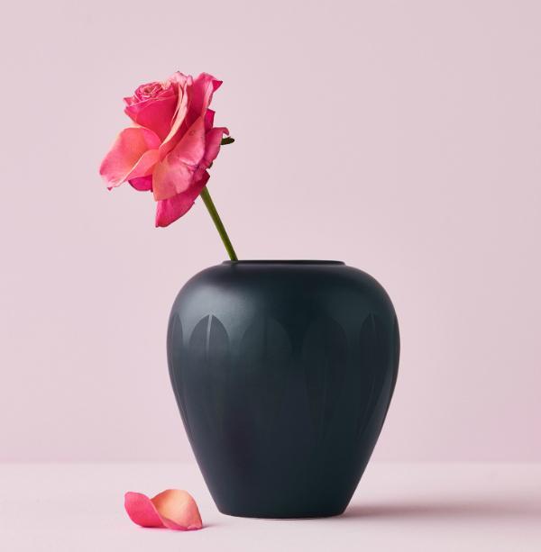 Lucie-Kaas-Arne-Clausen-Trends-Vase-Hoehe-11-cm