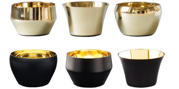 Skultuna-Kin-Teelichtleuchter-Modell-2-4-5-3er-Set