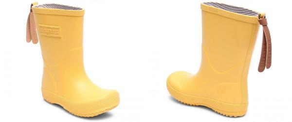 Bisgaard-Gummistiefel-Basic-gelb