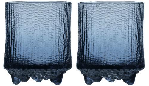 Iittala-Ultima-Thule-Glas-20-cl-2-Stueck-50-Jahre